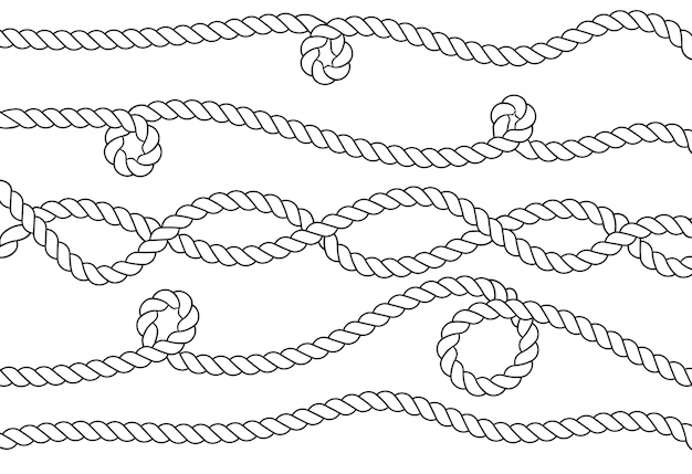 Nodi di corda nautica