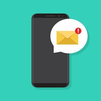 Notifica di e-mail di spam