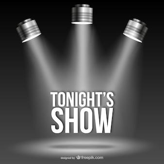 Notte spettacolo