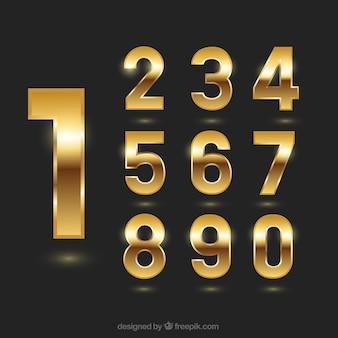 Numeri d'oro