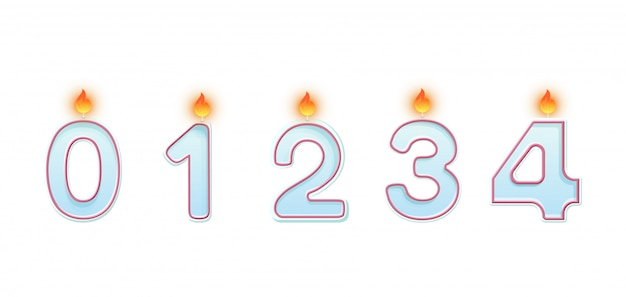 Numeri di candela