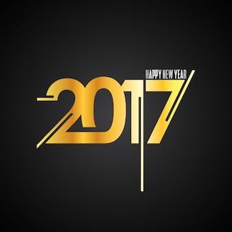 Nuovo design year background