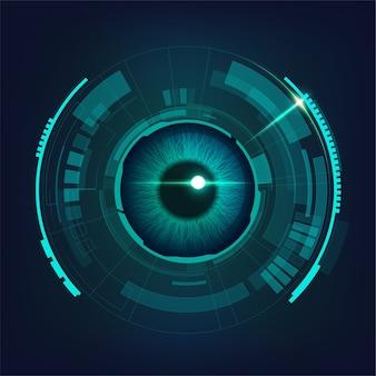 Occhio fantascientifico