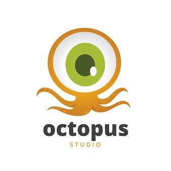 Octopus marchio della mascherina