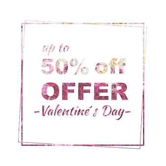 Offerta di san valentino