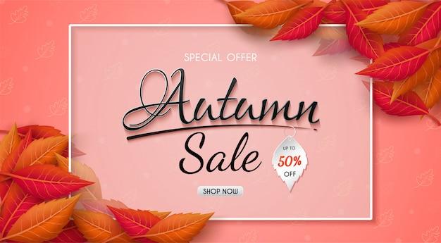 Offerta speciale autunno