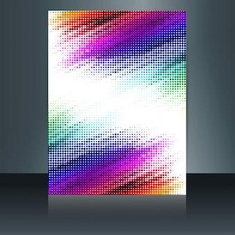 Opuscolo colorato