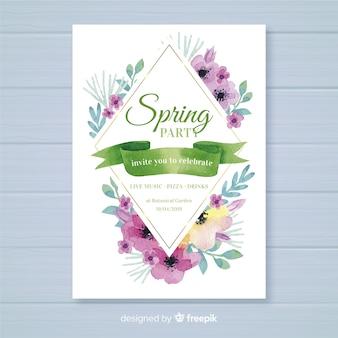 Opuscolo festa di primavera