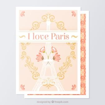 Ornamentali carta paris