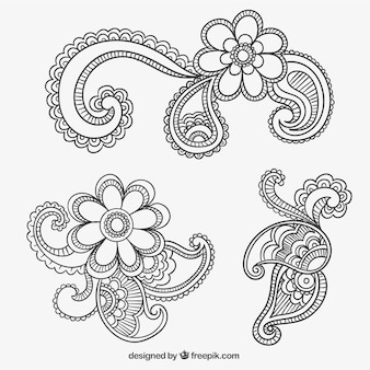 Ornamenti paisley
