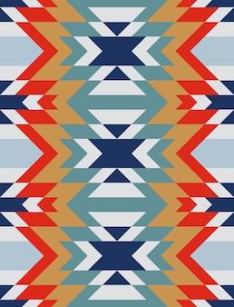 Ornamento indiano nativo americano