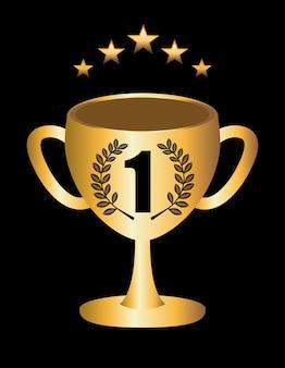 Oro trofeo