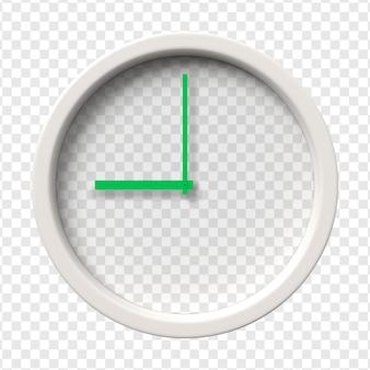 Orologio da parete realistico