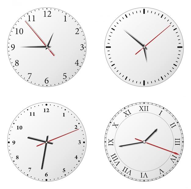Orologio impostato