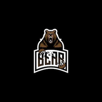 Orso logo esport
