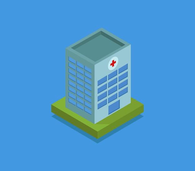 Ospedale isometrico