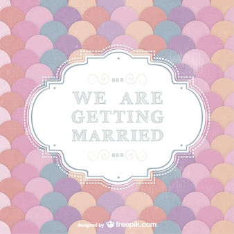 Ottenere invito sposato