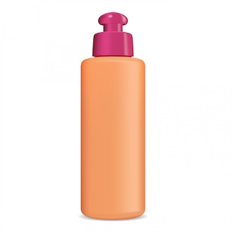 Pacchetto bottiglia shampoo