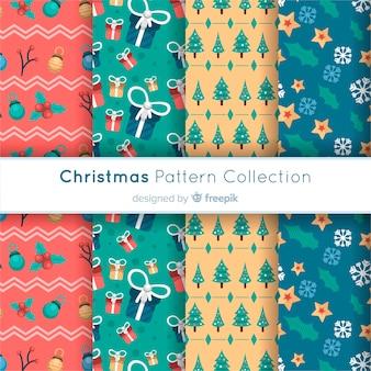 Pacchetto decorativo di motivi natalizi