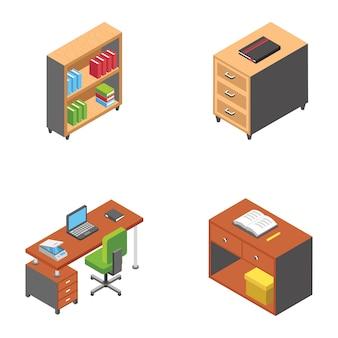 Pack di icone di scrivanie