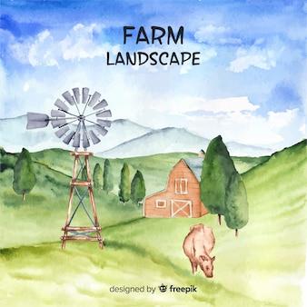 Paesaggio agricolo