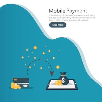 Pagamento mobile online
