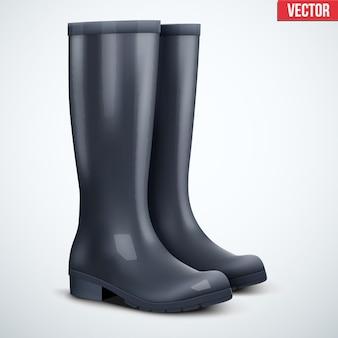 Paio di stivali da pioggia