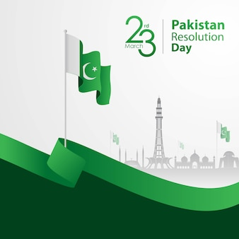 Pakistan resolution day