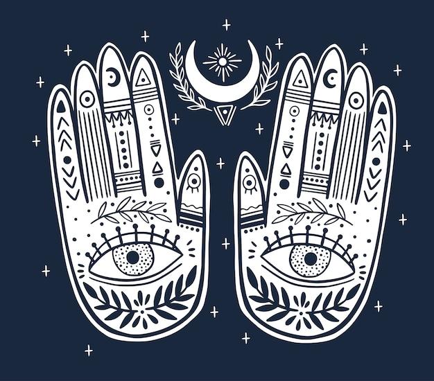 Palmistry della mano