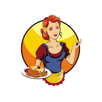 Pancake fresco