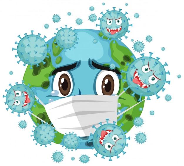 Pandemia globale del virus corona