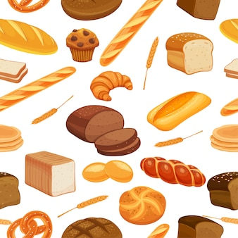 Pane senza cuciture