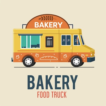 Panificio food truck