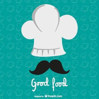 Pantaloni a vita bassa cuoco vettore