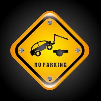 Parcheggio vietato