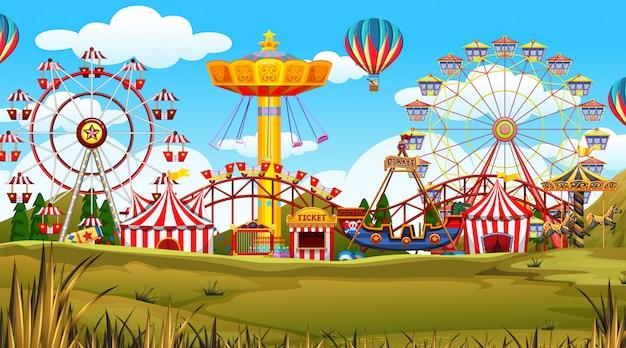 Parco divertimenti