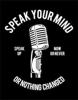 Parla la tua mente