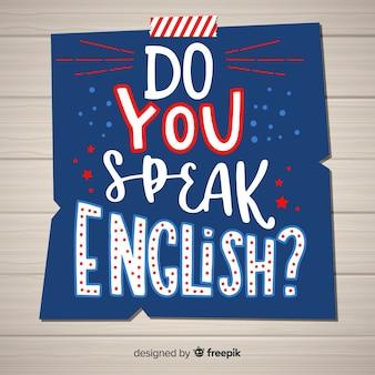 Parli inglese?