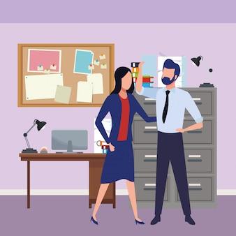 Partner commerciali con documenti