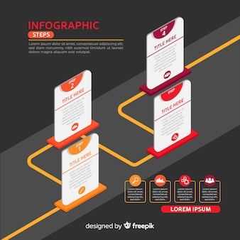 Passaggi infografica