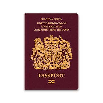 Passaporto del regno unito