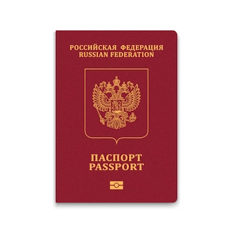 Passaporto della russia