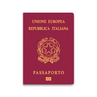 Passaporto italia
