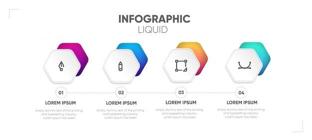 Passo affari infografica