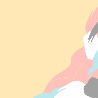 Pastello sfondo colorato