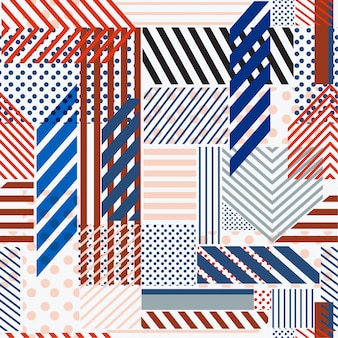 Pattern mix di pois