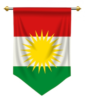 Pennant del kurdistan