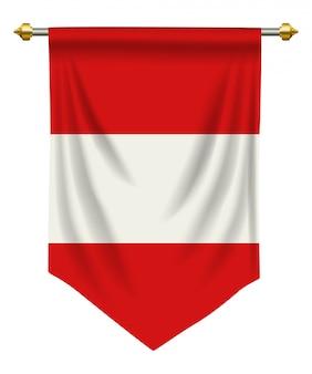 Pennant dell'austria