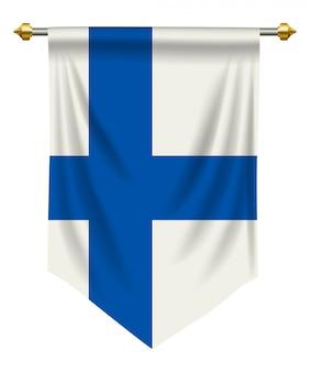 Pennant della finlandia