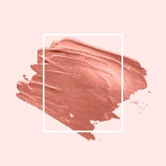 Pennellata rosa